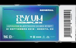 Boleta Sylum Complex GENERAL