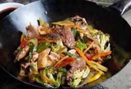 Wok Vegetales Stir Fry