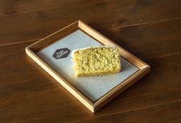 Torta de Limón Con Semillas de Amapola