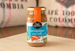 Arequipe con Café 300 Gr- Vidrio