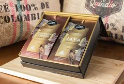 Estuche café espe (java y bour mol)