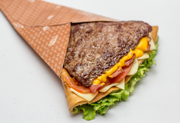 Combo Crepeburger