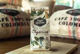 Café Orgánico 340 Gr Molido