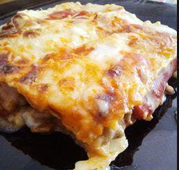 Lasagna ChampiPollo