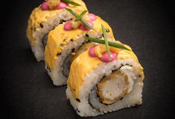 Sushi  Pollo Mandariyaki