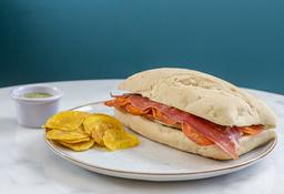 Sándwich Español
