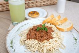 Combo Spaghetti Boloñesa
