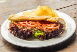 Sándwich de Aún