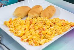 Huevos Pericos y Pan