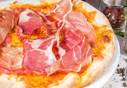 Pizza de Carnes Italianas