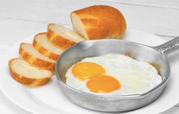 Huevos Revueltos o Fritos