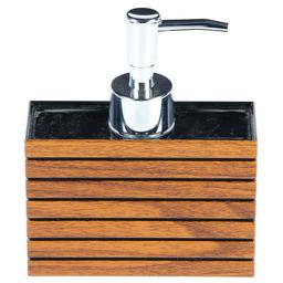Dispensador Jabon Finish Wooden Expressions