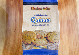 Galleta Quinua Paq X6