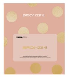 Bono Bronzini x 100000 COP