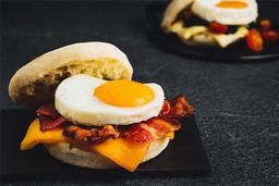 Egg & Bacon Muffin