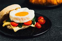 Veggie Egg Muffin