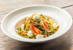 Spaghetti Vegetales Pesto