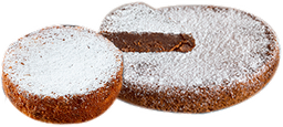 Torta Grande Melcochuda + White Chocology Personal
