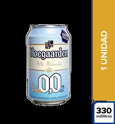 Cerveza Hoegaarden 00 - Lata 330ml x1
