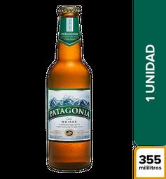 Cerveza Patagonia Weisse - Botella 355ml x1