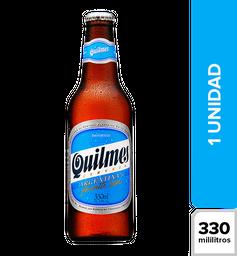 Cerveza Quilmes - Botella 330ml x1