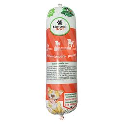 Natural barf peluditos pollo/ternera 750 gr