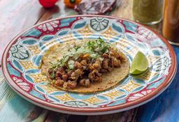 Taco Chorizo
