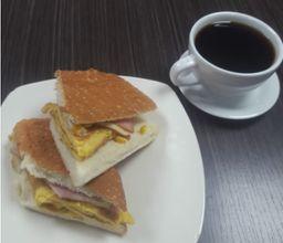 Sándwich Mañanero