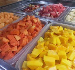 Porción de Fruta Picada
