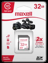 Maxell Memoria Sd 32Gb Class 10 Sdhc
