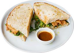 Sandwich de cerdo