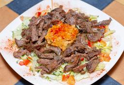 Ensalada Shish Kebab