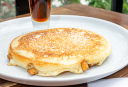 Pancake de manzana