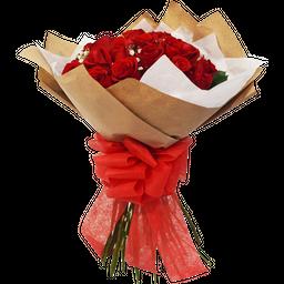 Amor - Bouquet de rosas