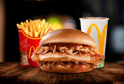 McCombo™ Crispy Onion Barbecue Pollo Grill