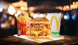 McCombo™ Crispy Onion Barbecue Pollo Crispy