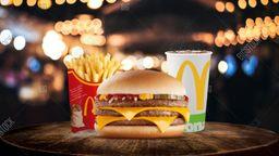 McCombo™ del Día - Triple Hamburguesa con Queso™