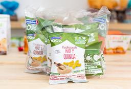 Pasabocas de Maíz y Quinoa