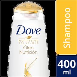 Dove Shampoo Oleo Nutrición