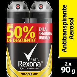 Rexona Desodorante Motionsense Men V8