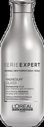 Shampoo Cuidado Cabello Blanco O Con Canas Silver 300 mL