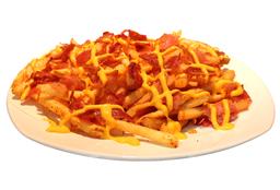 Cheese -n- Bacon Fries