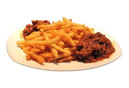 Pulled Pork -n- Fries