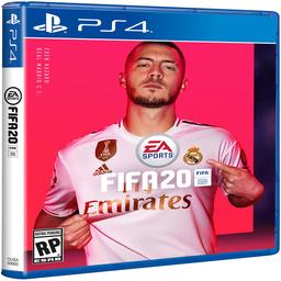 Fifa 20 PlayStation 4 Edicion Estandar