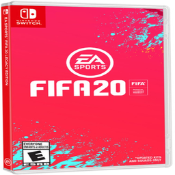 Fifa 20 NintendoSwitch Edicion Estandar