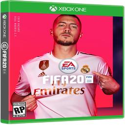 Fifa 20 Xbox One Edicion Estandar entrega 27 de septiembre