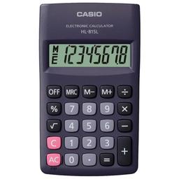 Calculadora Casio Hl-815Lb-Bk