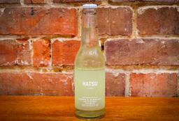 Soda Hatsu Sandía & Albaca 300 ml