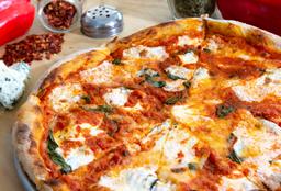 2x1 Pizza Mozzarella Mediana