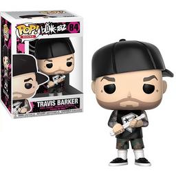 Funko Pop Travis Barker (84) - Blink 182